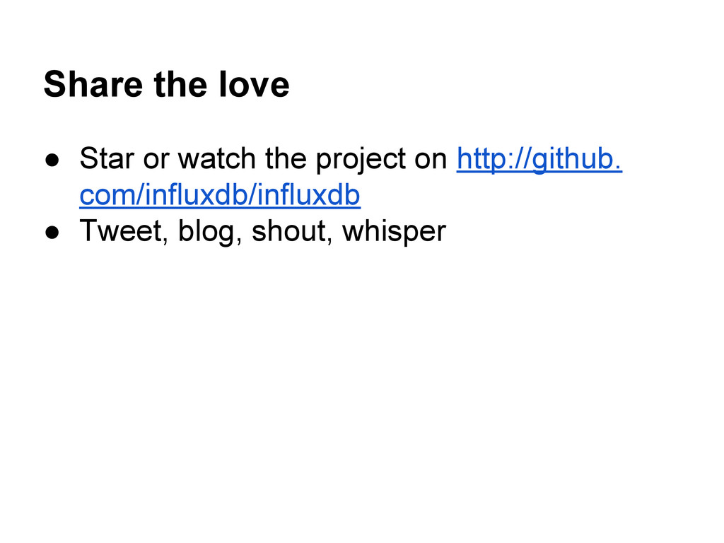 Share the love ● Star or watch the project on h...