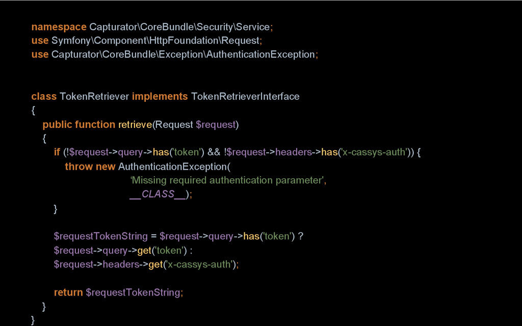 namespace Capturator\CoreBundle\Security\Servic...