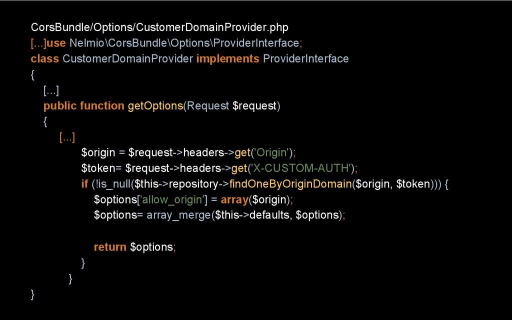 CorsBundle/Options/CustomerDomainProvider.php [...