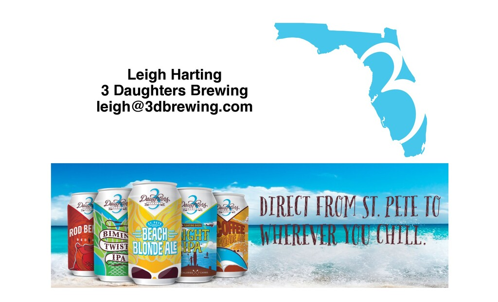 Leigh Harting 3 Daughters Brewing leigh@3dbrewi...