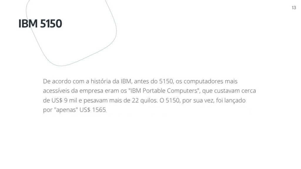 IBM 5150 13