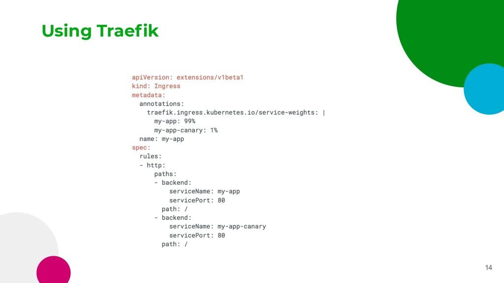 Using Traefik 14