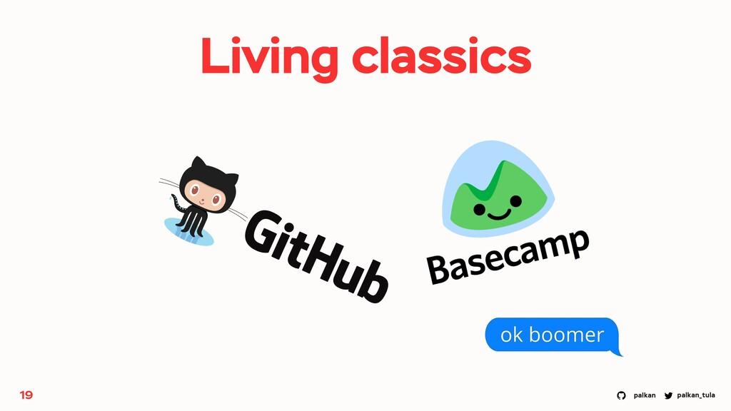 palkan_tula palkan 19 Living classics