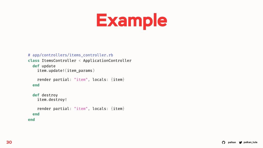 palkan_tula palkan Example 30 # app/controllers...