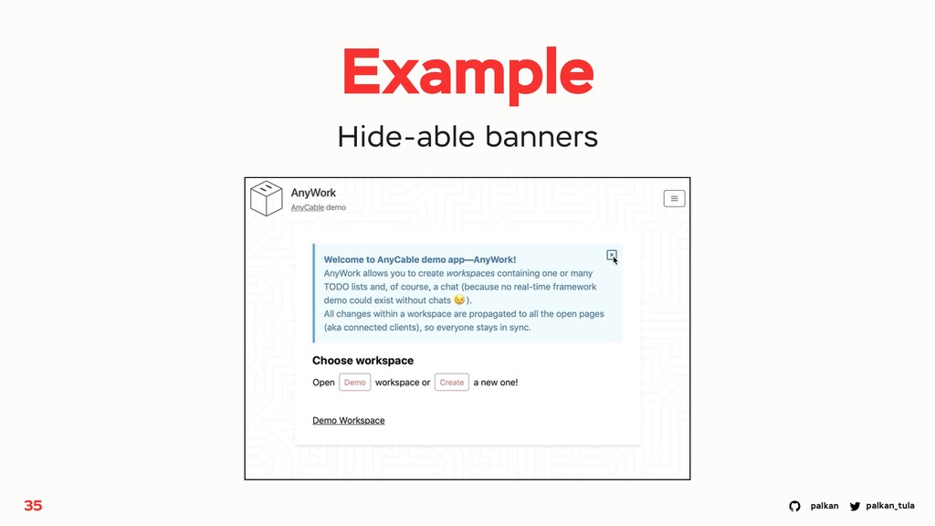 palkan_tula palkan Example 35 Hide-able banners