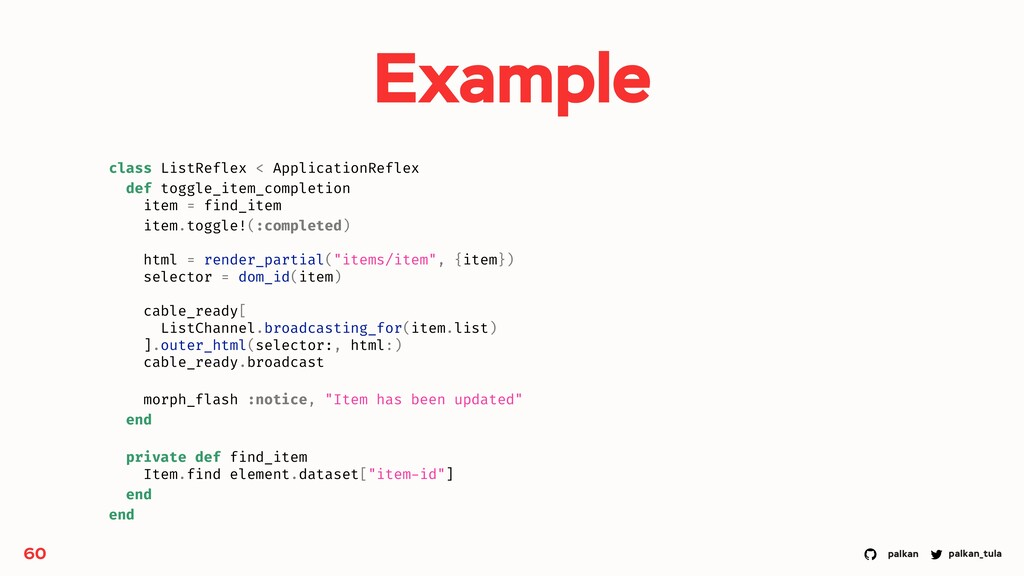 palkan_tula palkan Example 60 class ListReflex ...