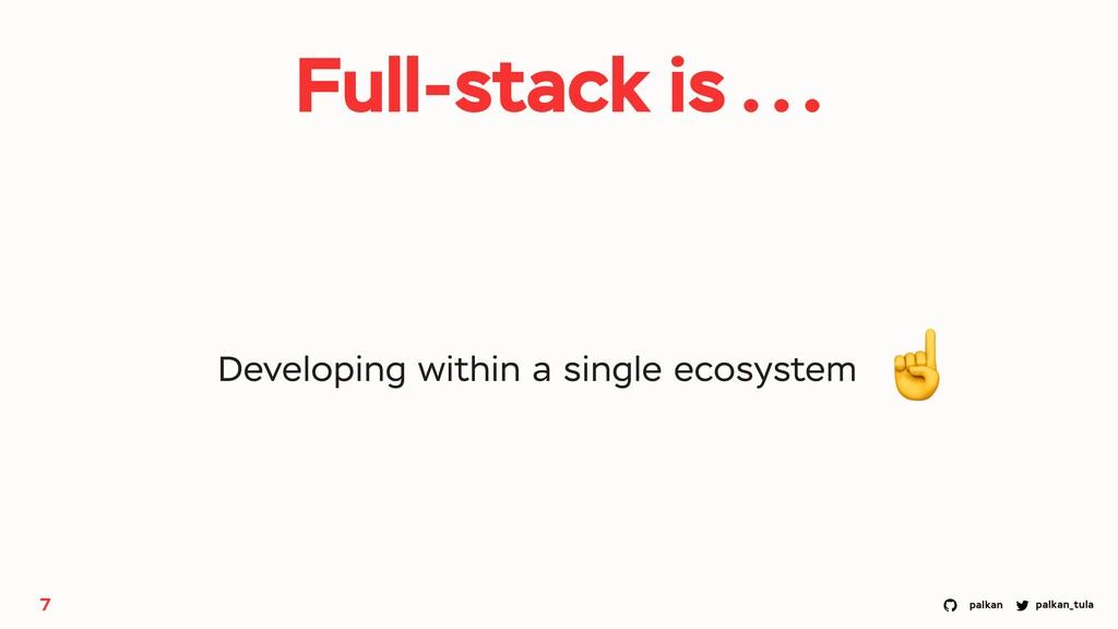palkan_tula palkan 7 Developing within a single...