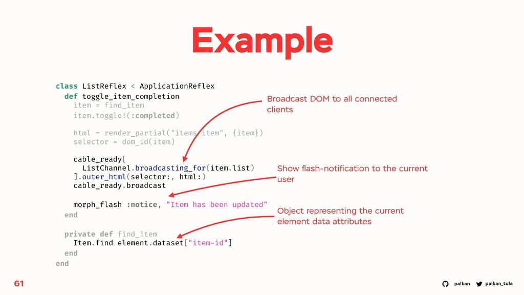 palkan_tula palkan Example 61 class ListReflex ...