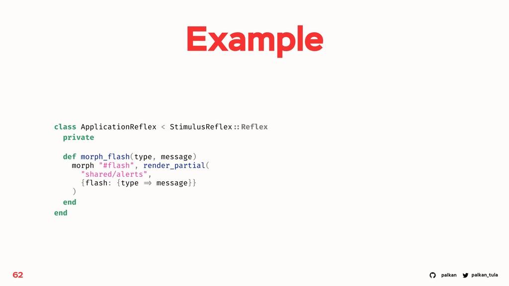 palkan_tula palkan Example 62 class Application...