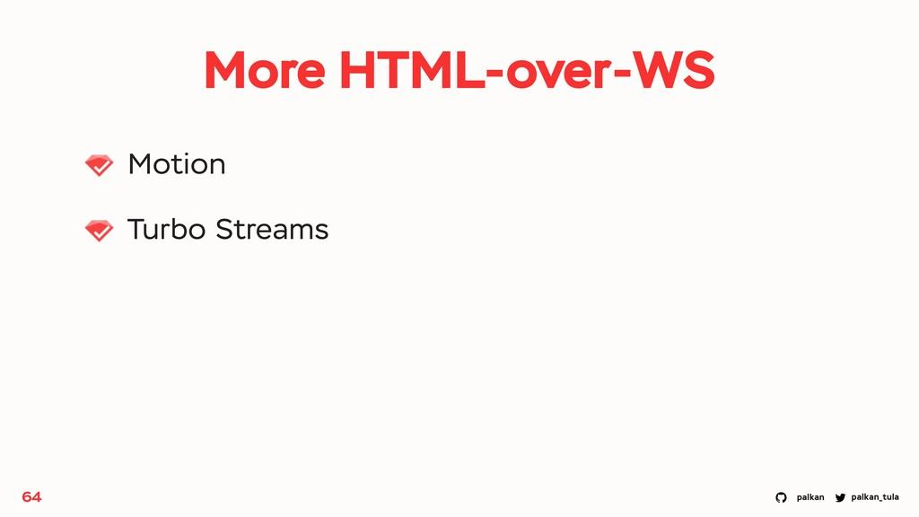 palkan_tula palkan More HTML-over-WS Motion Tur...