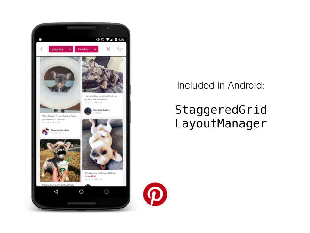 StaggeredGrid
