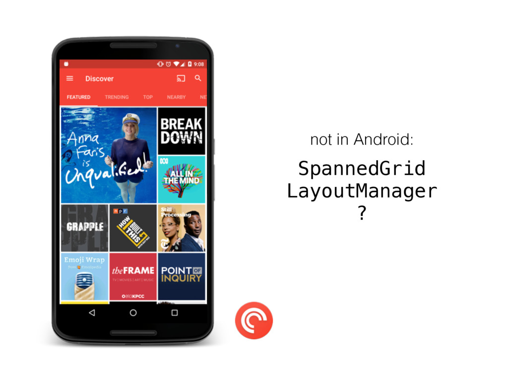 SpannedGrid