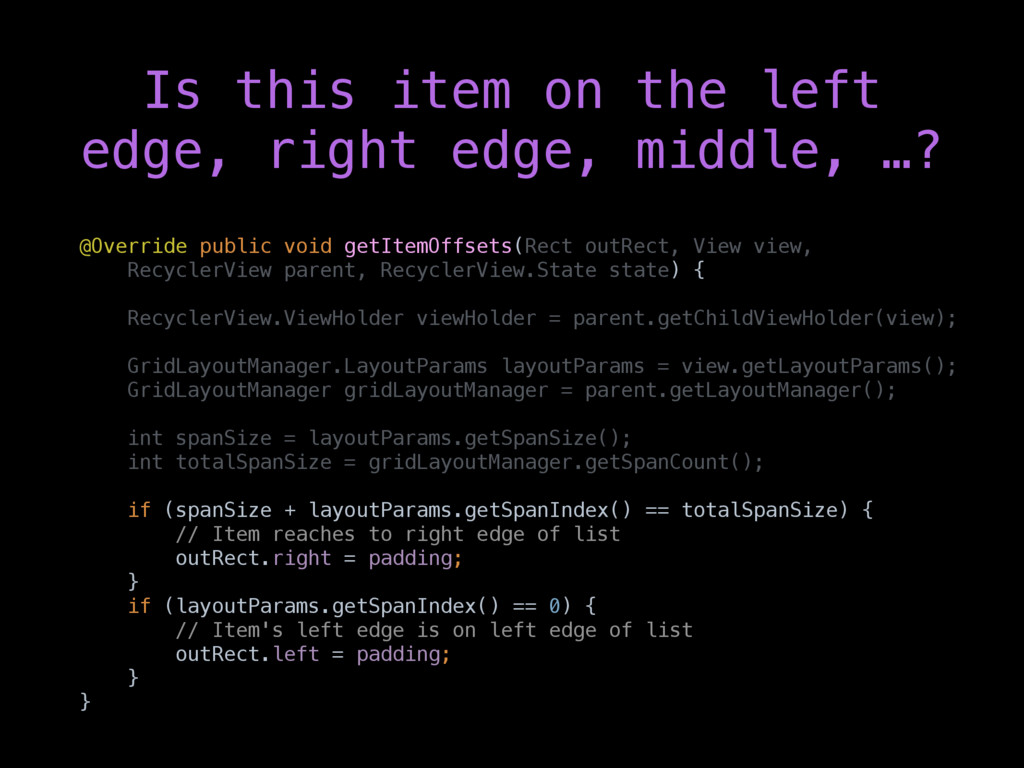 Is this item on the left edge, right edge, midd...