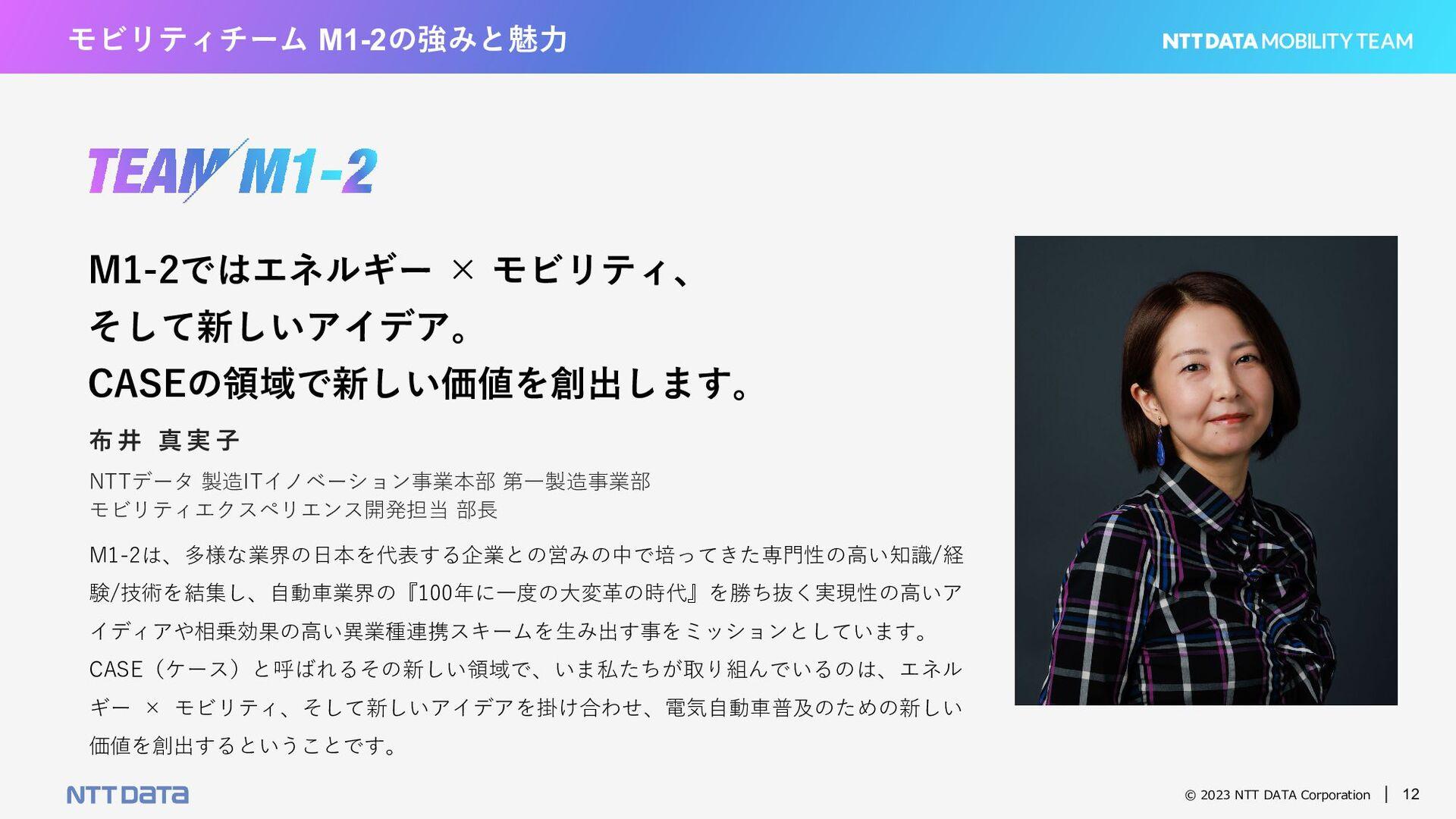 © 2021 NTT DATA Corporation 12 NTTデータについて NTTデー...