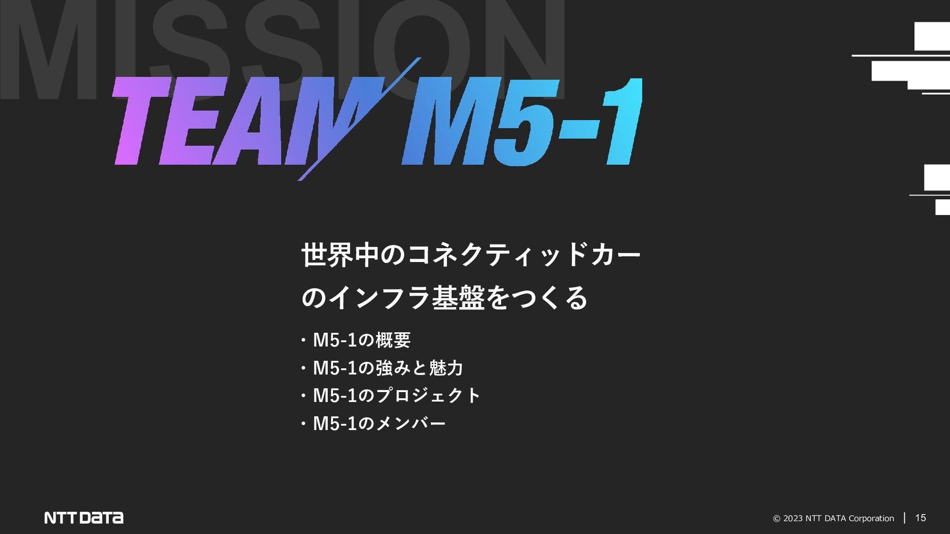 © 2021 NTT DATA Corporation 15 モビリティ(⾃動⾞/Automo...