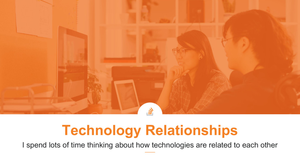 I spend lots of time thinking about how technol...