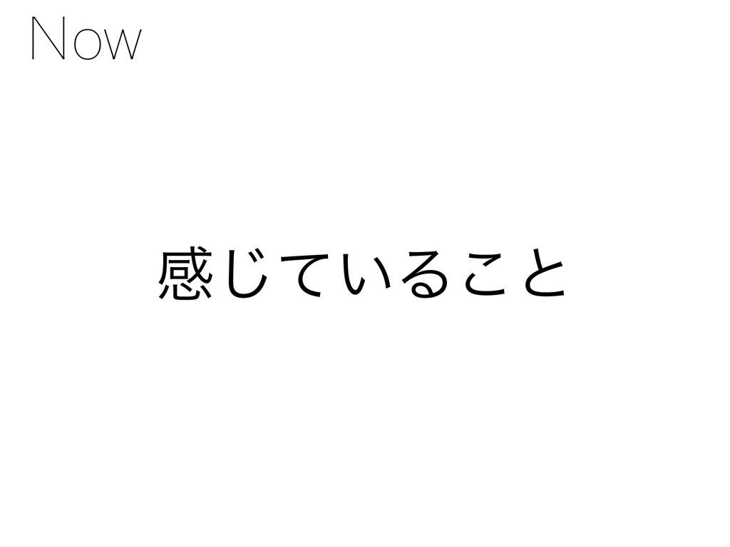 ײ͍ͯ͡Δ͜ͱ /PX