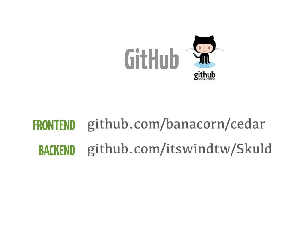 github.com/banacorn/cedar github.com/itswindtw/...