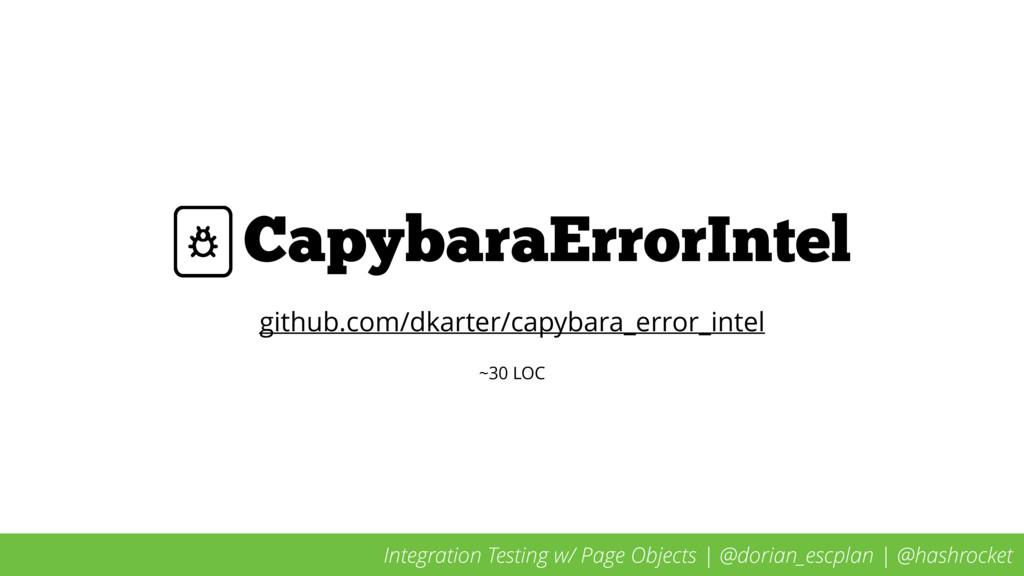 CapybaraErrorIntel github.com/dkarter/capybara_...