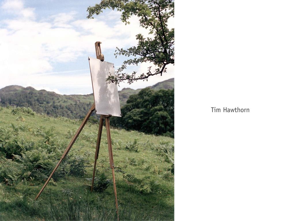 Tim Hawthorn