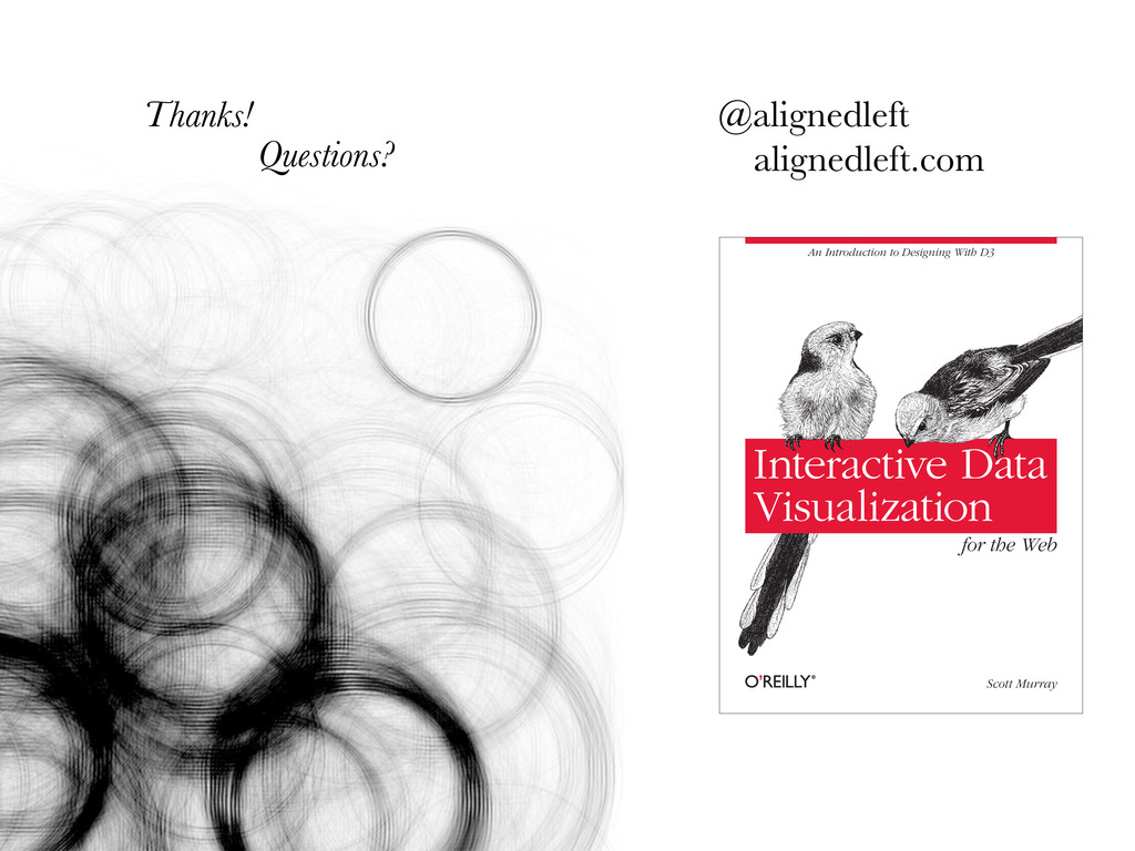 Thanks! @alignedleft alignedleft.com An Introdu...