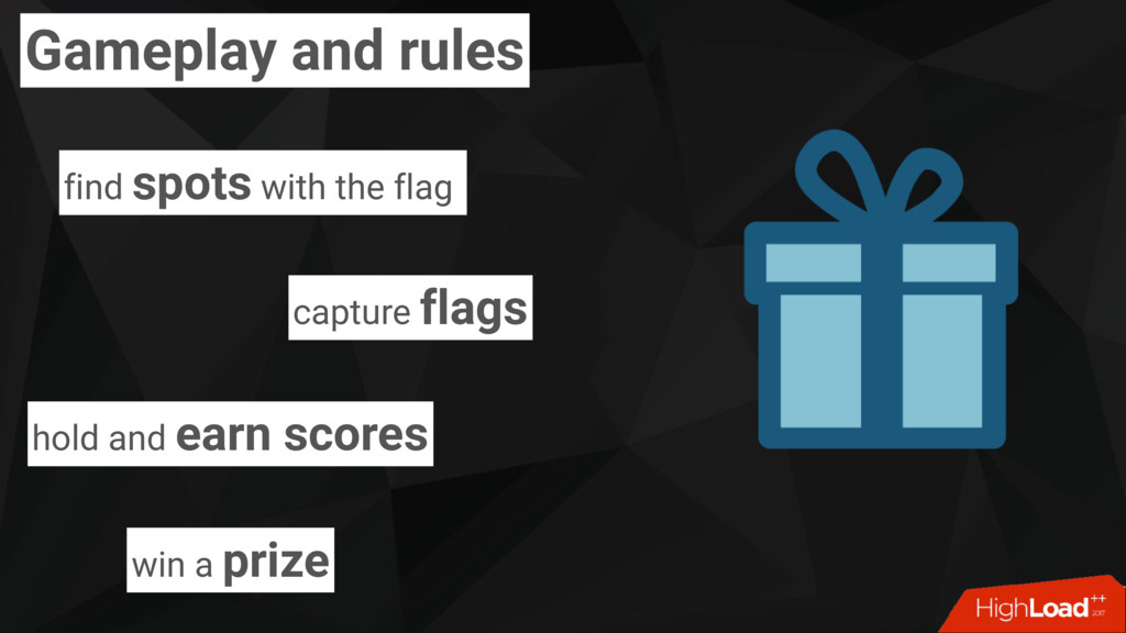 Gameplay and rules capture flags hold and earn ...