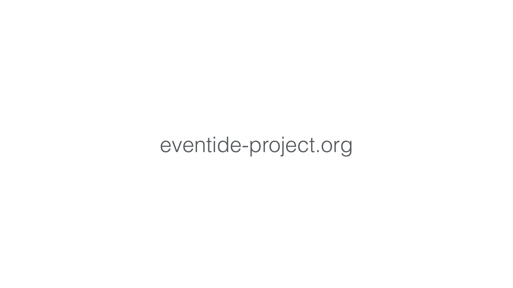 eventide-project.org