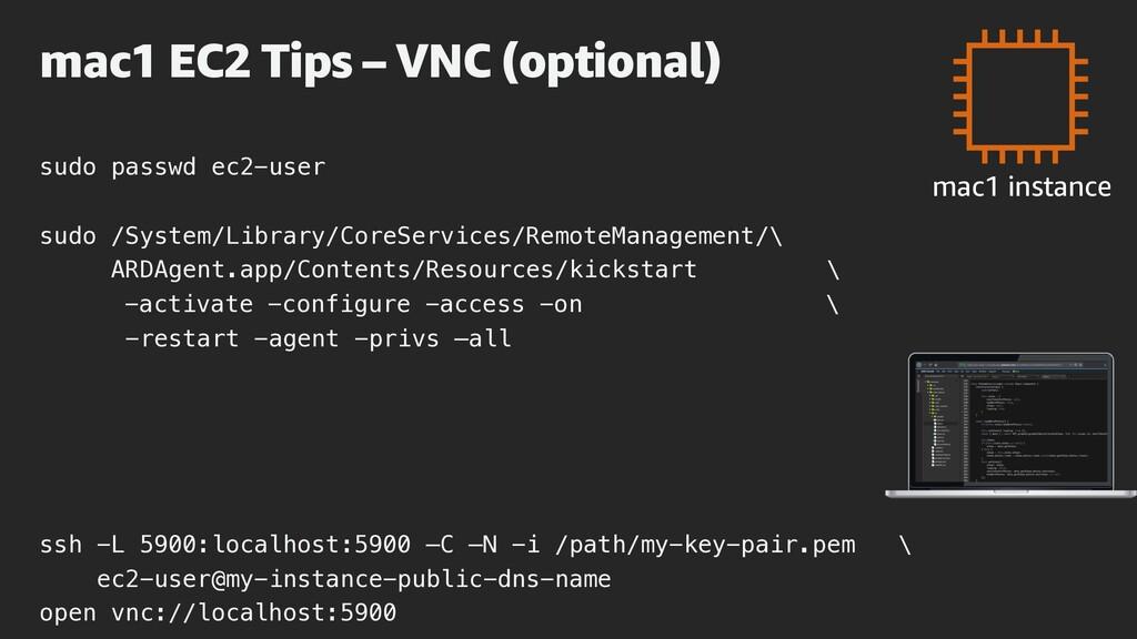 sudo passwd ec2-user sudo /System/Library/CoreS...