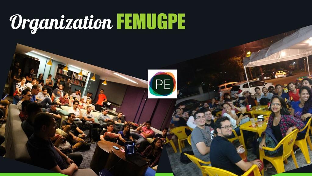 Organization FEMUGPE