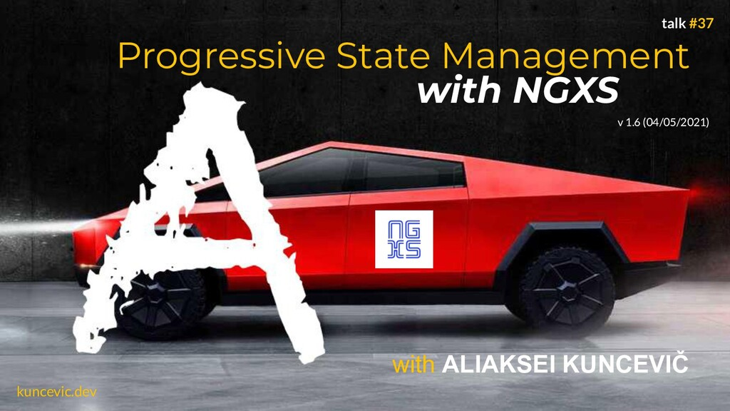 kuncevic.dev Progressive State Management with ...