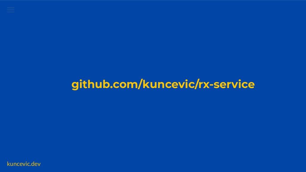 kuncevic.dev State Management