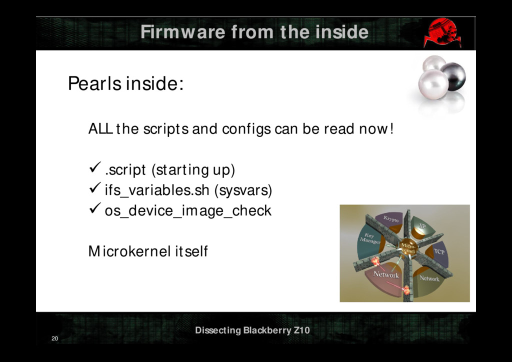 Dissecting Blackberry Z10 Firmware from the ins...