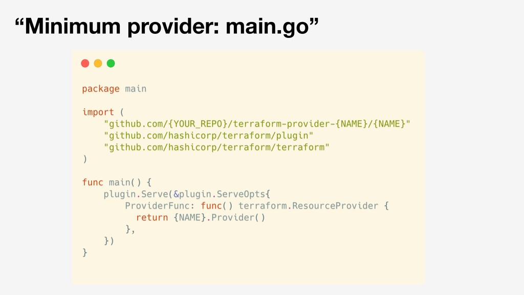 """Minimum provider: main.go"""