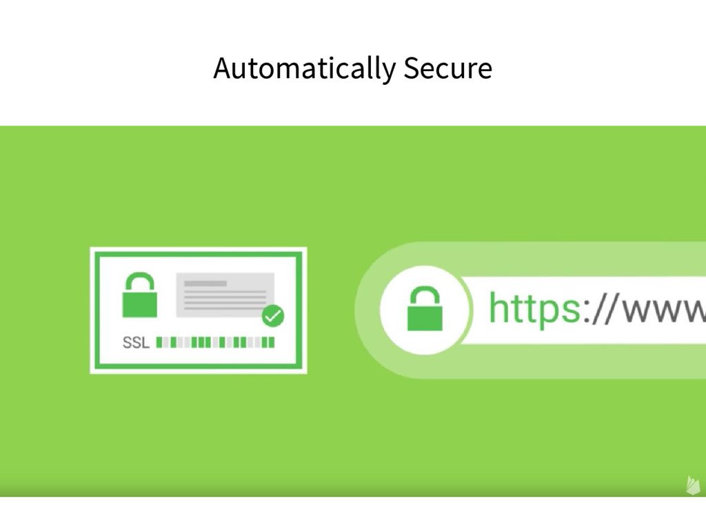 Automatically Secure