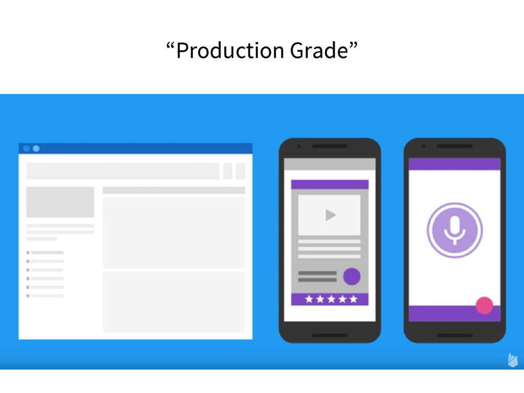 """Production Grade"""