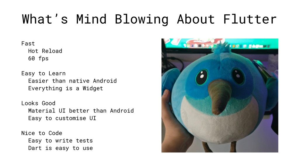 What's Mind Blowing About Flutter Fast Hot Relo...