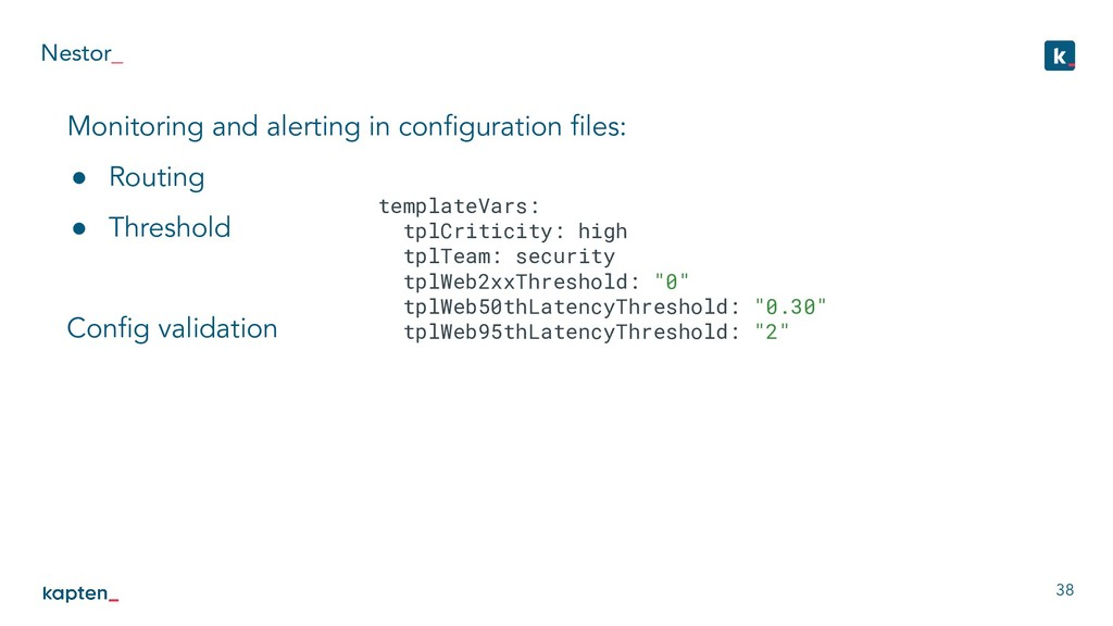 Nestor_ 38 Monitoring and alerting in configurat...