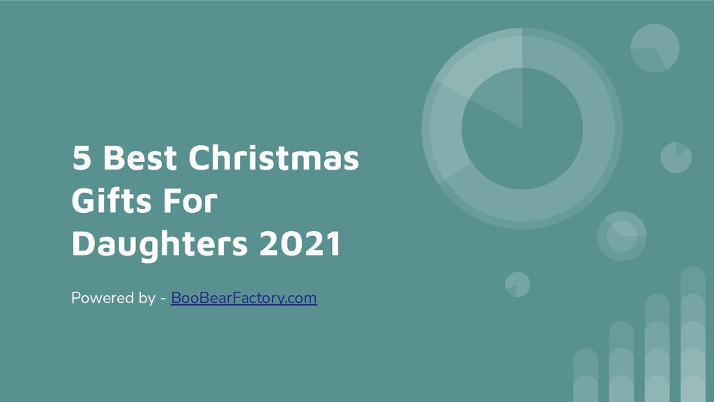 5 Best Christmas Gifts For Daughters 2021 Power...