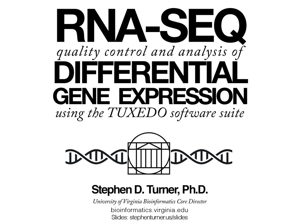 RNA-SEQ quality control and analysis of DIFFERE...