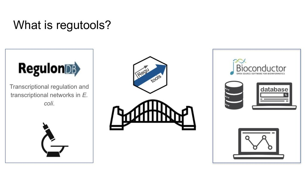 What is regutools?