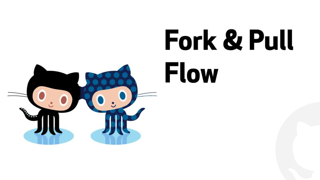 """"""" Fork & Pull Flow"""
