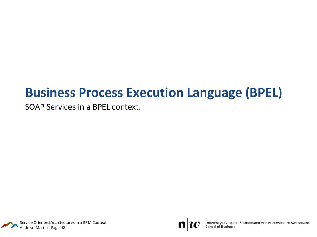 Andreas Martin - Page 42 Business Process Execu...