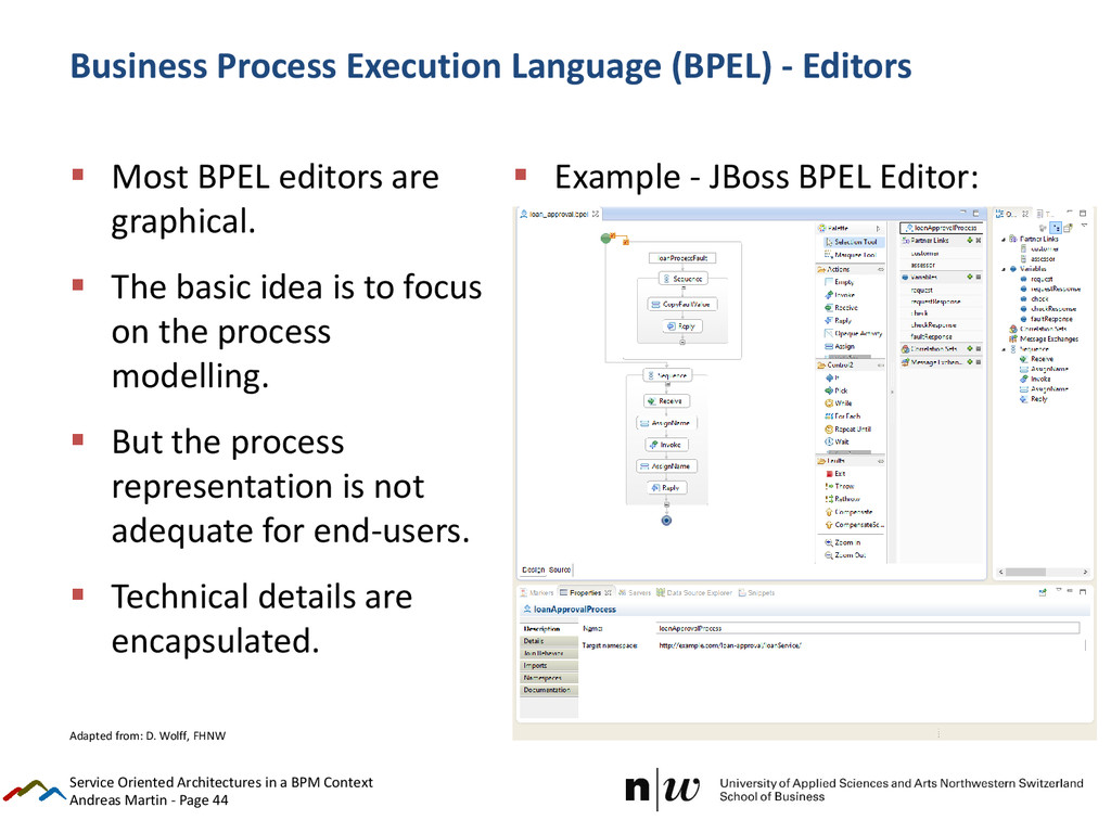 Andreas Martin - Page 44 Business Process Execu...
