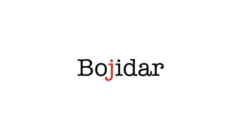 Bojidar