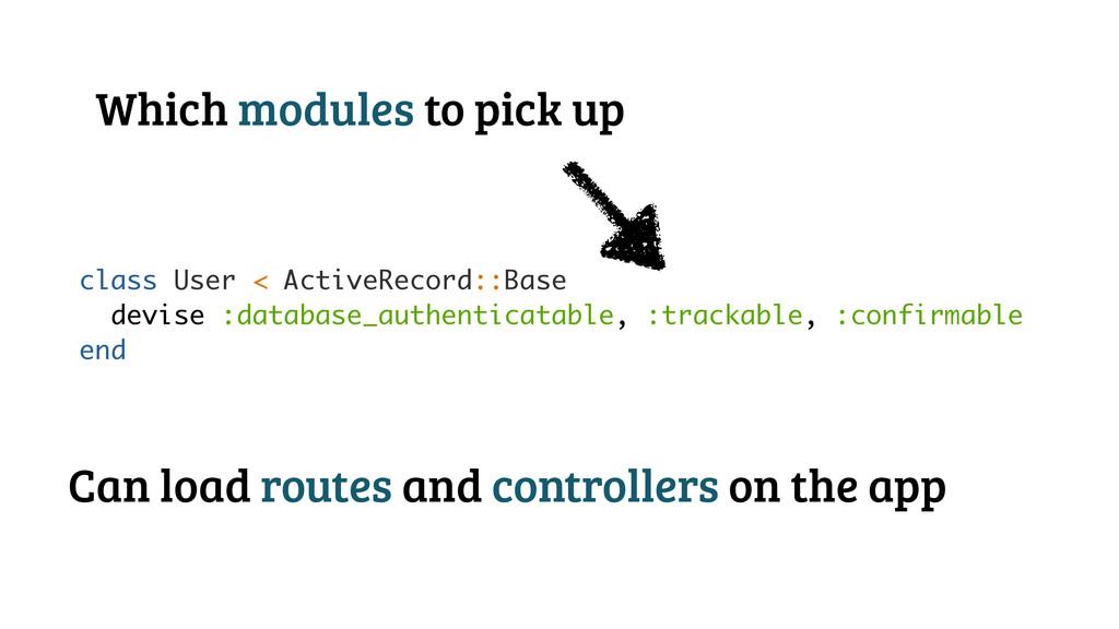 class User < ActiveRecord::Base devise :databas...