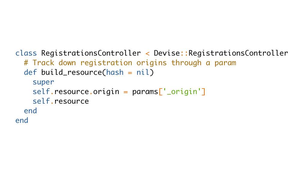 class RegistrationsController < Devise::Registr...