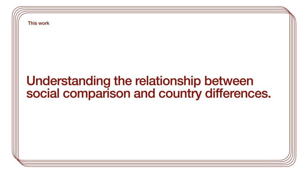 Understanding the relationship between social c...