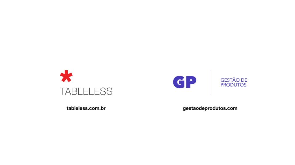 tableless.com.br gestaodeprodutos.com