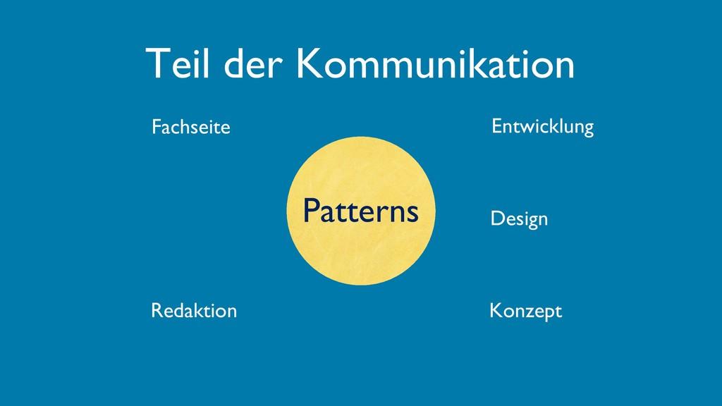 Patterns Design Konzept Entwicklung Fachseite R...