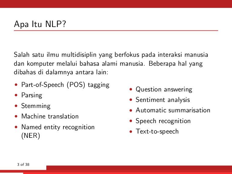 Apa Itu NLP? Salah satu ilmu multidisiplin yang...